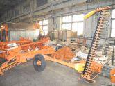 Машина для внесения минеральных удобрений РУ-1600 БобруйскАгроМаш