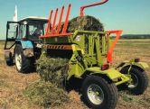 Машина для внесения твердых органических удобрений МТТ-9 БобруйскАгроМаш